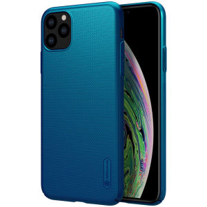 The New Super Frosted Shield from Nillkin provides ultimate protection for your iPhone 11 Pro Max in a ultra sleek & slim design. This case is comfortable, exquisite & ensures reliable all-round protection for your iPhone Pro Max.