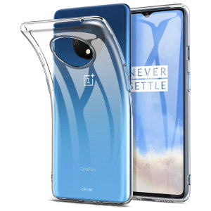 Olixar Ultra-Thin OnePlus 7T Case - 100% Clear