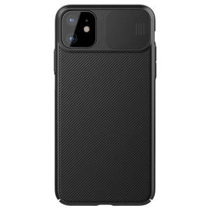 The New CamShield Series from Nillkin provides ultimate protection for your iPhone 11 in a ultra sleek and slim design. This case is sleek, slim & ensures reliable protection for your iPhone, with a unique camera protection design ensuring maximum cover.