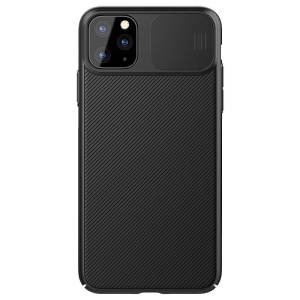 The New CamShield from Nillkin provides ultimate protection for your iPhone 11 Pro Max in a ultra sleek and slim design. This case is sleek, slim & ensures reliable protection for your iPhone, with a unique camera protection design ensuring maximum cover.