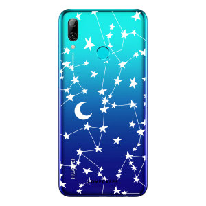 Give your Huawei P Smart 2019 a cute new look with this stars & moons design phone case from LoveCases. Cute but protective, the ultra-thin case provides slim fitting and durable protection against life's little accidents.