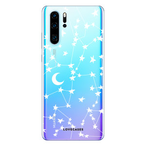 Give your Huawei P30 Pro a cute new look with this stars & moons design phone case from LoveCases. Cute but protective, the ultra-thin case provides slim fitting and durable protection against life's little accidents.