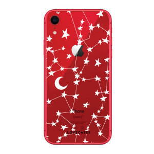 Give your iPhone XR a cute new look with this stars & moons design phone case from LoveCases. Cute but protective, the ultra-thin case provides slim fitting and durable protection against life's little accidents.