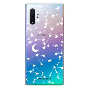 Give your Samsung Note 10 Plus 5G a cute new look with this stars & moons design phone case from LoveCases. Cute but protective, the ultra-thin case provides slim fitting and durable protection against life's little accidents.