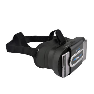 Bitmore VR EYE mini is a compact, collapsible Virtual Reality headset that utilises your Smartphone and is compatible with hundreds of  free VR apps available online, including apps for Google Cardboard. Simple to use, instantly drift off into new worlds.