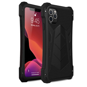 Full cover rugged protection for your iPhone 11 Pro with the Olixar Titan Armour 360 case. Featuring a triple layer shock resistant design and a built in screen protector, to prevent any possible damage.