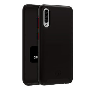 Equip your Samsung Galaxy A50 with premium protection with the new Cirrus  2 Case in Black from Nimbus 9. With a luxury feel and ultimate protection, this case ensures you are ready for any occasion with added convenience of a strong built-in magnet.