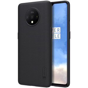 Nillkin Super Frosted OnePlus 7T Shield Case - Black
