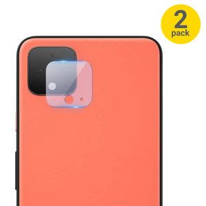 Este pack de 2 protectores para la cámara del Google Pixel 4 XL le ayudará a evitar arañazos o roturas en la lente de la cámara de fotos.