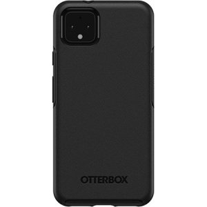 The dual-material construction makes the Symmetry black case for the Google Pixel 4 one of the slimmest yet most protective case in its class. The Symmetry series has the style you want with the protection your phone needs.