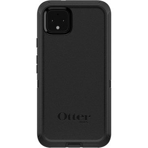 Protect your Google Pixel 4 XL with the toughest and most protective case on the market - the OtterBox Defender Series in black.