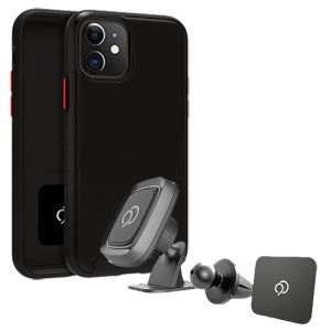 Save £10 with the Nimbus9 Bundle! The Nimbus9 Cirrus 2 Magnetic Tough Case provides all round ultimate protection for your phone with a built in magnet which is complimented by the Magnetic Car Vent & Dashboard Mount Kit ensuring your ready at all times!