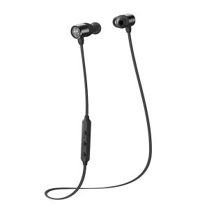 Motorola introduces Verve Loop 200 Sports APTX Wireless Earphones. These Bluetooth, splash-proof (IPX4) headphones feature in-line microphone for voice calls, Amazon Alexa & great sound quality with APTX HD codec support giving HD quality wireless audio.