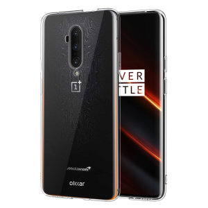 Custom moulded for the OnePlus 7T Pro 5G McLaren Edition, this 100% clear Ultra-Thin case by Olixar provides slim fitting and durable protection against damage