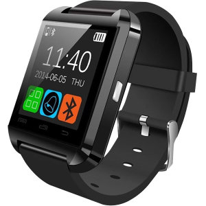 Stay connected with your daily routines with the Active Health Smart Wrist Watch from iN-TECH. Connect calls and messages with this watch via bluetooth to your IOS or Andriod. This smart watch allows you to track your health and fitness using various apps