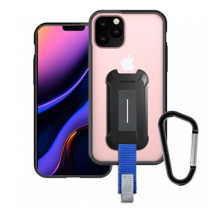 Equip your iPhone 11 Pro Max with premium protection with the new Armor-X Case Clear from Armor-X. With an integrated X-Mount adaptor this case meets your lifestyle needs with a magnet, carabiner, tool box holder, activekey grip strap & pin holder.