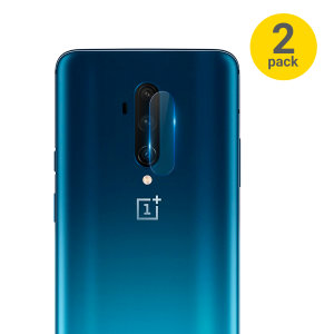 This 2 pack of ultra-thin rear camera protectors for the OnePlus 7T Pro from Olixar offers toughness and superb clarity for your photography all in one package.