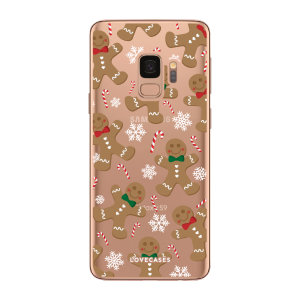 Give your Samsung S9 Plus a festive new look with this Christmas gingerbread phone case from LoveCases. Cute but protective, the ultra-thin case provides slim fitting and durable protection against life's little accidents.