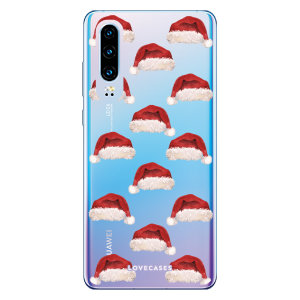 Give your Huawei P30 a festive new look with this Christmas Santa Hat Design phone case from LoveCases. Cute but protective, the ultra-thin case provides slim fitting and durable protection against life's little accidents.