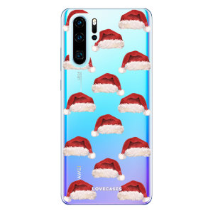 Give your Huawei P30 Pro a festive new look with this Christmas Santa Hat Design phone case from LoveCases. Cute but protective, the ultra-thin case provides slim fitting and durable protection against life's little accidents.