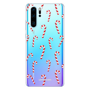 Give your Huawei P30 Pro a festive new look with this Candy Cane Design phone case from LoveCases. Cute but protective, the ultra-thin case provides slim fitting and durable protection against life's little accidents.