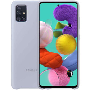 Protect your Samsung Galaxy A71 with this official silicone case in silver. Simple yet stylish, this case is the perfect accessory for your A71. Incredibly lightweight and sleek this case ensures you're ready for any occasion.