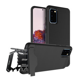 Olixar X-Ranger Samsung Galaxy S20 Case - Black