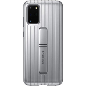 This Official Samsung Protective cover in silver is the perfect accessory for your Samsung Galaxy S20 Plus smartphone.