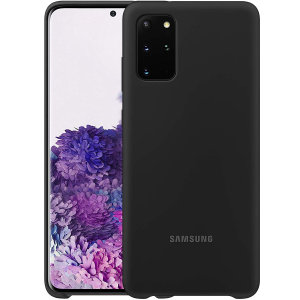 Protect your Samsung Galaxy S20 Plus with this Official silicone case in black. Simple yet stylish, this case is the perfect accessory for your Galaxy S20 Plus.