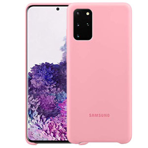 Protect your Samsung Galaxy S20 PLus with this Official silicone case in pink. Simple yet stylish, this case is the perfect accessory for your Samsung Galaxy S20 Plus.