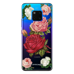 Give your Huawei Mate 20 Pro a cute new look with this Roses design phone case from LoveCases. Cute but protective, the ultra-thin case provides slim fitting and durable protection against life's little accidents