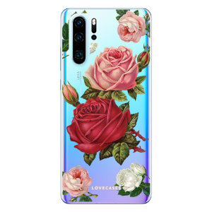 Give your Huawei P30 Pro a cute new look with this Valentines Roses design phone case from LoveCases. Cute but protective, the ultra-thin case provides slim fitting and durable protection against life's little accidents.