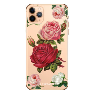 Give your iPhone 11 Pro Max a cute new look with this Roses design phone case from LoveCases. Cute but protective, the ultra-thin case provides slim fitting and durable protection against life's little accidents.