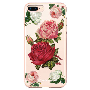 Take your iPhone 7 Plus to the next level with this Roses phone case from LoveCases. Cute but protective, the ultra-thin case provides slim fitting and durable protection against life's little accidents.