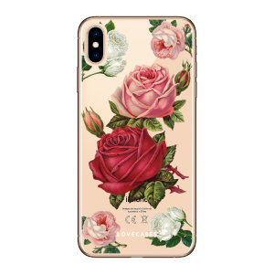 Give your iPhone XS Max a cute new look with this Rose design phone case from LoveCases. Cute but protective, the ultra-thin case provides slim fitting and durable protection against life's little accidents