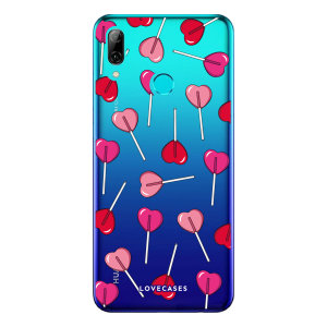Give your Huawei P Smart 2019 a cute new look with this Lollypop design phone case from LoveCases. Cute but protective, the ultra-thin case provides slim fitting and durable protection against life's little accidents