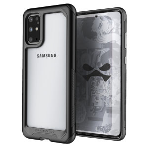 Equip your new Samsung Galaxy S20 Plus with the most extreme and durable protection around! The Black Ghostek Atomic Slim 3 provides rugged drop and scratch protection whilst keeping the phone slim and stylish.