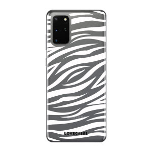 Give your Samsung S20 Plus a cute new look with this Zebra design phone case from LoveCases. Cute but protective, the ultra-thin case provides slim fitting and durable protection against life's little accidents