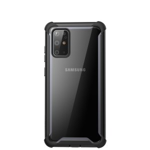 Shield your Samsung Galaxy S20 Plus from drops, scratches, scrapes and other damage with the Ares case from i-Blason in Black. This case offers superb military grade all round protection while adding virtually no extra bulk to your device.