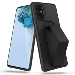 Equip your Samsung Galaxy S20 Plus with maximum protection and superb functionality with the stylish grip series case in black from Zizo. Coming complete with a kickback stand for multi-functional use to add convenience to your lifestyle.