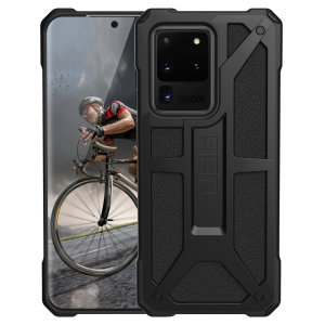 The Urban Armour Gear Monarch in Black for the Samsung Galaxy S20 Ultra is quite possibly the king of protective cases. With 5 layers of premium protection and moulded from the finest materials, your Galaxy Note 10 Plus 5G is secure and remains stylish