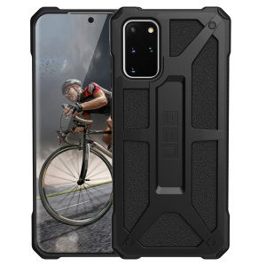 The Urban Armour Gear Monarch in Black for the Samsung Galaxy S20 Plus is quite possibly the king of protective cases. With 5 layers of premium protection and moulded from the finest materials, your Galaxy S20 Plus is secure and remains stylish