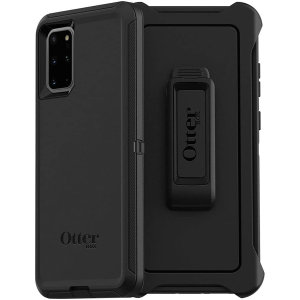 Funda Samsung Galaxy S20 Plus Otterbox Defender - Negro