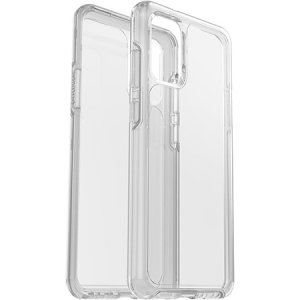 The dual-material construction makes the Symmetry clear case for the Samsung Galaxy S20 Plus one of the slimmest yet most protective case in its class. The Symmetry series has the style you want with the protection your phone needs.