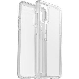 De dual-materiaal constructie maakt het Symmetry duidelijk geval Samsung Galaxy S20 een van de dunste maar de meeste beschermhoes in deze klasse. De Symmetry serie heeft de stijl die u wilt met de bescherming van uw telefoon nodig heeft.