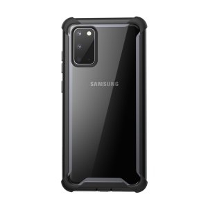 Shield your Samsung Galaxy S20 from drops, scratches, scrapes and other damage with the Ares case from i-Blason in Black. This case offers superb military grade all round protection while adding virtually no extra bulk to your device.