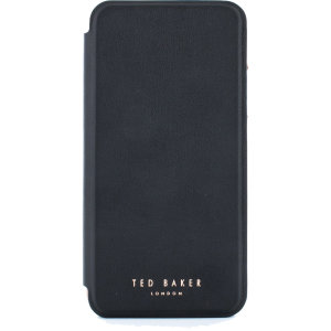 Form-fitting and bulk-free, the Folio case for S20 Plus from Ted Baker in Black sports an eye-catching yet sophisticated black appearance and feel while also offering superlative protection for your device from drops, scrapes and other damage.