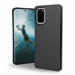 The Urban Armour Gear biodegradable Outback for the Samsung Galaxy S20 Plus features a protective TPU case in black with cleverly conceived anti-skid pads & a  lightweight but rugged frame - all in one sleek protective package.