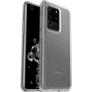 The dual-material construction makes the Symmetry stardust case for the Samsung Galaxy S20 Ultra one of the slimmest yet most protective case in its class. The Symmetry series has the style you want with the protection your phone needs.