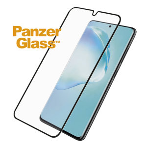 The PanzerGlass Biometric PET 5H FlexiGlass screen protector for your Galaxy S20 is designed to be shock & scratch resistant whilst offering 100% touch sensitivity and being compatible with the in-display fingerprint sensor.